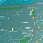 Location Map - Bur juman
