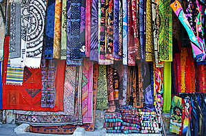 Textile Souq Bur dubai
