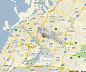 Cambridge School Dubai Location Map