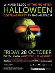 Halloween 2011 Dubai Party