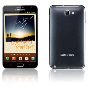 Price for Samsung Galaxy Note