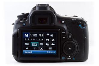 Canon EOS 60D Dubai