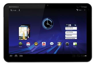 Motorola Xoom Price