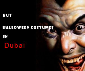 Buy Halloween Costume Dubai