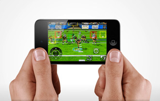 ipod touch 4g apps and games