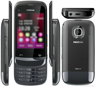 Nokia C203 Price in Dubai