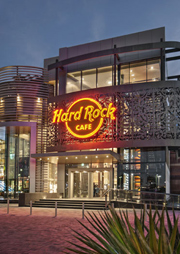 Hard Rock Cafe Dubai Festival Centre