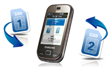 Samsung Dual SIM Phones UAE Dubai