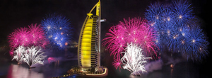 Where to Dine out for 2012 New Years Eve in Dubai