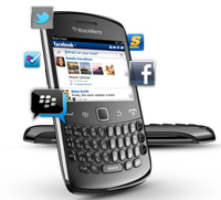 BlackBerry Curve 9360 Dubai and UAE