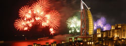 2012 New Years Eve in Dubai @ burj Al Arab