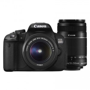 Canon EOS 650D price in dubai and uae
