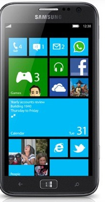 Samsung windows phone Ativ S series in dubai and UAE