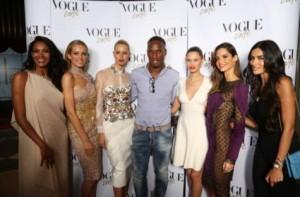 Vogue Café Dubai opening night