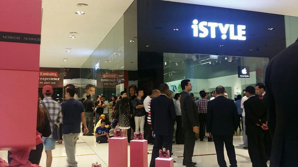 iphone 6 launch in Dubai