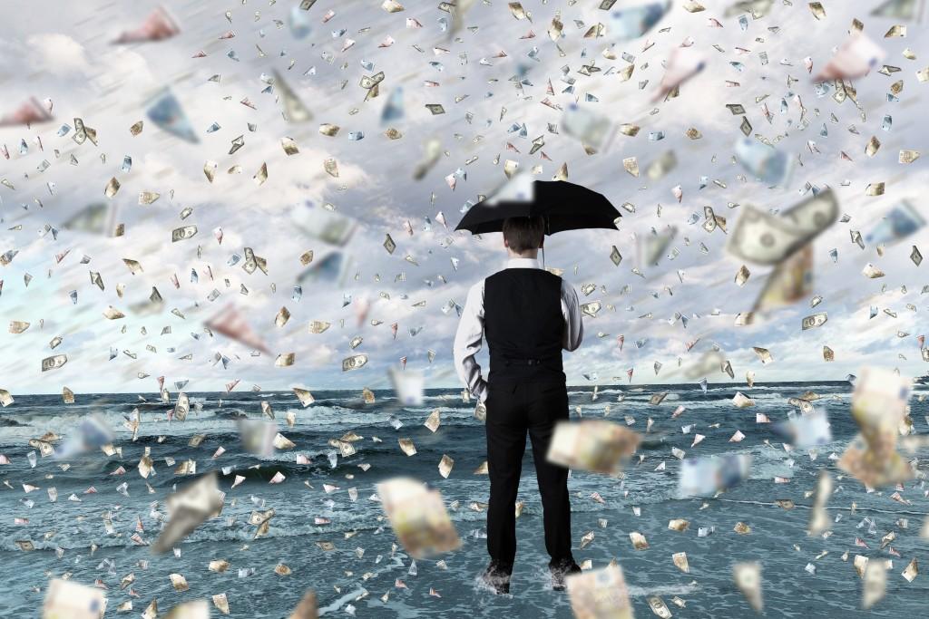 Вы хотите дождь из денег или высокую зарбплату?