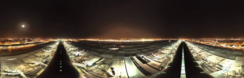 Dubai360 present the world's first 8K 360 degree video